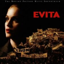 Evita Film Soundtrack 2-CD NEW 1996 Madonna Don't Cry For Me Argentina+