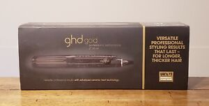 ghd Gold Hair Professional 2 in Styler Ceramic Flat Iron Straightener New in Box