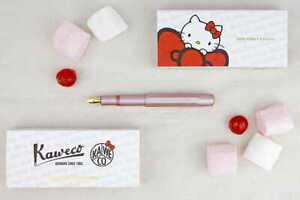 Kaweco x Hello Kitty AL Sport 2021 TAIWAN Special Edition Fountain Pen Fine nib