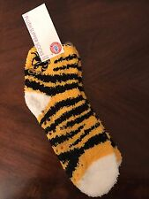NWT Georgia Tech Yellow Jackets GT Women's Nonslip Slipper Fuzzy Socks Size 9-11