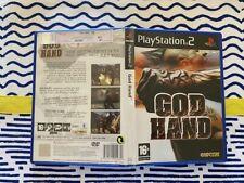God Hand (Sony Playstation 2 PS2) PAL UK CIB