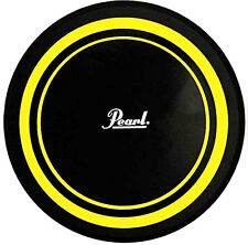 "Pearl PDR-08P Practice Drum Pad Übungspad 8"" montierbar gelb / schwarz"