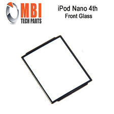 iPod Nano 4 4th Generation Replacement Outer Front Glass Screen Panel for
