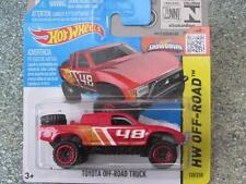 Hot Wheels 2015 #120/250 TOYOTA OFF-ROAD TRUCK red Case Q