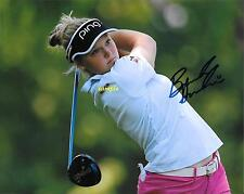 BROOKE HENDERSON #2 REPRINT AUTOGRAPHED SIGNED 8X10 PICTURE PHOTO GOLF RP GIFT