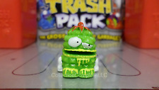 Trash Pack Trashies Series 4 - GREEN SLIMEAPPLE #567 - Special Edition Biter