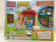 Moshi Monsters Mega Blocks - Bizarre Bazaar Playset
