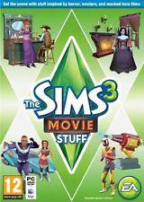 PC & Mac DVD Spiel Die Sims 3 Movie-Accessoires Add-On Erweiterung  NEU