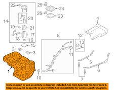 Genuine Hyundai 31036-B8500 Fuel Filler Neck Hose