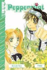 Peppermint Volume 2, Eun-jin, Seo, Good Book