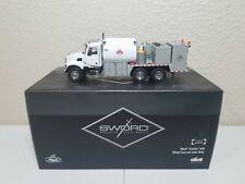 Mack Granite Elliott Fuel & Lube Truck - White Sword 1:50 Model #SW2100-WW New!