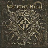 Machine Head Bloodstone & Diamonds (2014) 12-track CD Album Neu/Verpackt