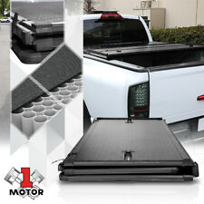 Short Bed Tonneau Cover 6.5Ft Hard Tri-Fold for 99-16 Ford F250/F350 Super Duty