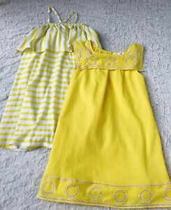 RRP$100 2PK NEAR NEW & EUC COUNTRY ROAD girls size 8 STUNNING SUMMER DRESS PACK