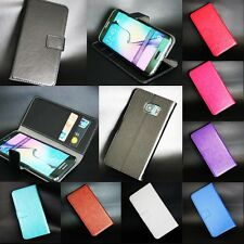 Leather Wallet Flip Phone Case Cover For LG G2 G3 G4 G5 K7 V10 Spirit L70 Series