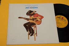 JIMI HENDRIX 2LP SOUND TRACK FROM THE FILM ORIG GERMANY GATEFOLD COVER