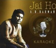 THE MASTER COLLECTION KARAOKE JAI HO A. R. RAHMAN  - BOLLYWOOD CD - FREE POST