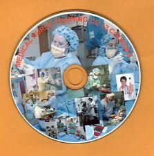 Nursing Career CD Medical Nurse Training 12 Courses $$