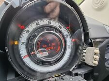 2008 FIAT 500 2008-2015 DIESEL Manual Speedometer Speedo Clocks 735471896