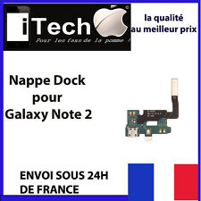 NAPPE CHARGEUR CONNECTEUR DOCK MICRO SAMSUNG GALAXY NOTE 2 N7100