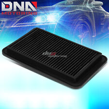 FOR 04-06 SOLARA/CAMRY/SIENNA BLACK REPLACEMENT RACING FLOW DROP IN AIR FILTER