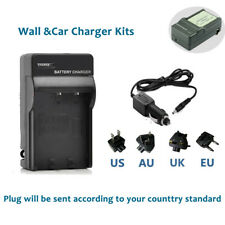 NB-5L Battery Charger For Canon S110 SD990 SX200is SX230HS CB-2LXE Camera AC&DC