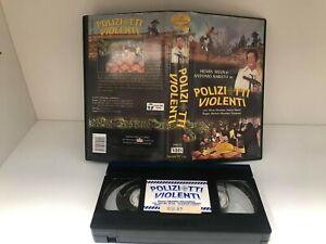 Poliziotti Violenti (Ita 1984) - VHS