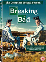 Breaking Bad Stagione 2 DVD Nuovo DVD (CDRP0301N)