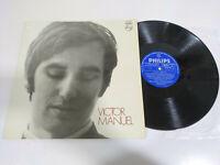 "Victor Manuel 1970 Philips Klappcover - LP vinyl 12 "" VG/VG 2T"