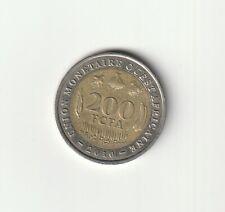 Western African States • CFA  200 FRANCS 2010