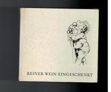 Ulrich Klever - Reiner Wein Eingeschenkt - 1966