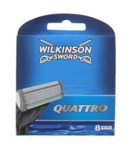 Wilkinson Sword Systems Quattro Razor Blades - Pack of 8