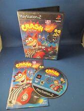 Crash Bandicoot Tag Team Racing PS2 Playstation 2