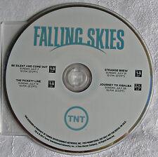 FALLING SKIES Season 3 promo DVD TNT press screener 2013 Noah Wylie