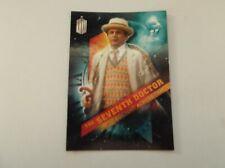 """Topps Dr Who - Timeless """"THE SEVENTH DOCTOR"""" #7/13 Sylvester McCoy Trading Card"""