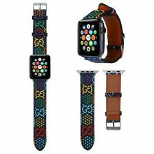 Band Leather For Apple Watch 5/4/3/2/1 Remplacement Strap Band iWatch 38mm 44m