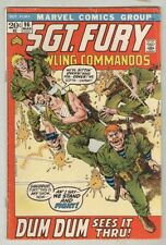 Sgt. Fury and His Howling Commandos #96 March 1972 G/VG