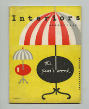 1946 Charles Eames Plywood Radios INTERIORS Alexey Brodovitch R. M. Schindler