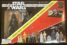 Star Wars The Black Series 40th Anniversary Legacy Pack 6 in. Darth Vader