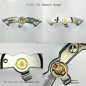 Rolex Caliber 3135-120 Balance Bridge Genuine watch movement Parts