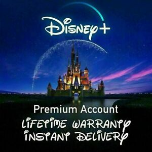 Disney PLus Access Subscription_Account 2 Years  Warranty instant Delivery (30s)