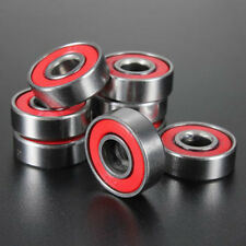 10pc Abec-9 High Performance Stainless Steel Bearings Roller Skateboard Scooter