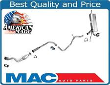 Complete Exhaust System MADE IN USA for Pontiac Grand Am 4 Bolt Flange 2.4L '99