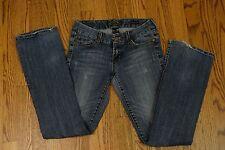Seven Brand Jeans, Size 27, Boot Cut, Medium wash, stitching on pocket