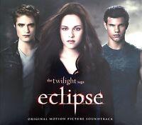 Compilation CD The Twilight Saga Eclipse (Original Motion Picture Soundtrack) -