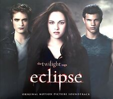 Compilation CD The Twilight Saga Eclipse (Original Motion Picture Soundtrack) -