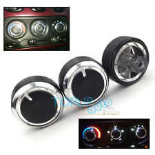 Air-con Knob Control Panel Switch Buttons For 98-05 Daewoo Matiz Chevrolet Spark