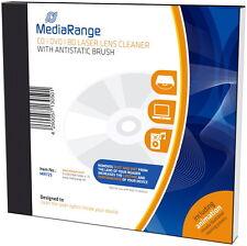 Mediarange Reinigungsdisc Laser Lens Cleaner für BD / CD / DVD Laufwerke