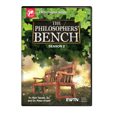 PHILOSOPHER'S BENCH* SEASON TWO  W/ Peter Kreeft and Fr. Ron Tacelli DVD