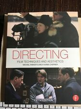 Directing : Film Techniques and Aesthetics by Mick Hurbis-Cherrier and...